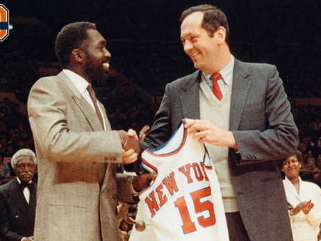 #NYK70 | 1986: Number 15 Retired for Earl Monroe