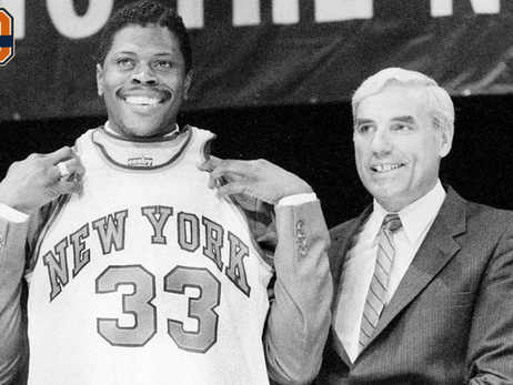#NYK70 | 1985: Knicks Win Lottery, Pick Patrick Ewing
