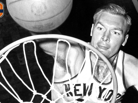 #NYK70 | 1953: Harry Gallatin Sets Knicks Mark With 33 Rebounds in a Game
