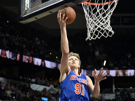 New York Knicks v San Antonio Spurs