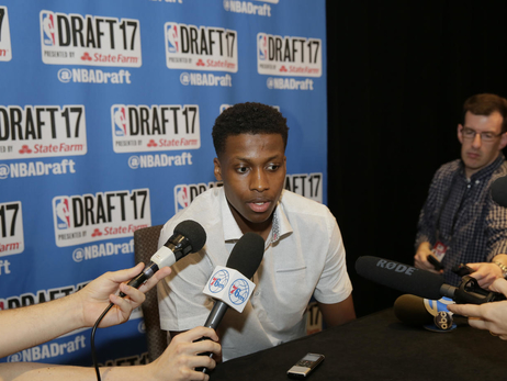 2017 NBA Draft: Media Availability and Portraits
