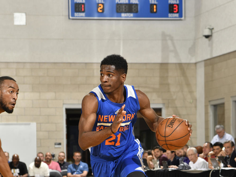 Gallery: Summer League - NYK vs OKC (7/3)