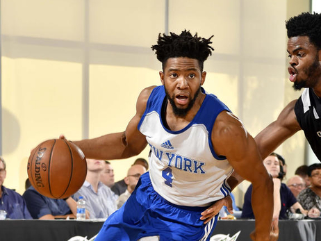 Gallery: Summer League - NYK vs ORL (7/5)