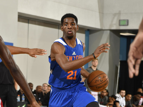 Gallery: Summer League - NYK vs MIA (7/6)