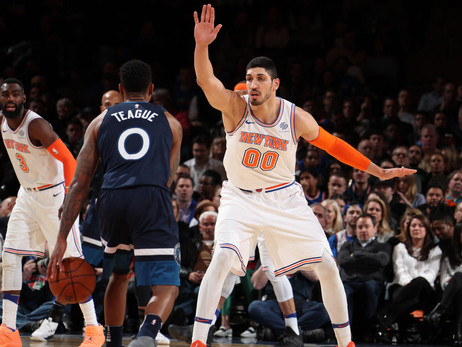 Knicks on the Court: Mar 23 vs. Timberwolves