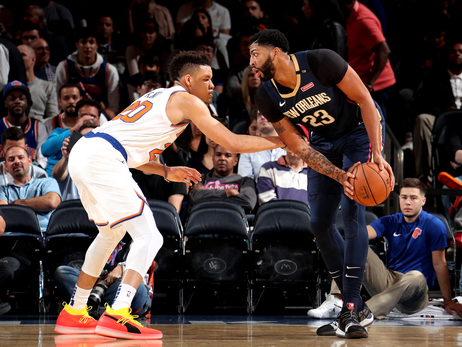 Knicks on the Court: Oct 5 vs. Pelicans