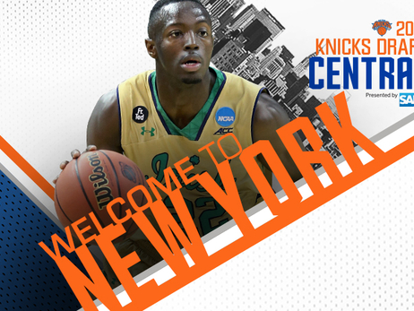 Knicks Acquire Draft Rights To Jerian Grant
