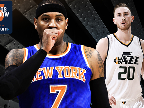 5 Things to Know: Knicks Face a Jazz Team Seeking to Clinch a Playoff Spot