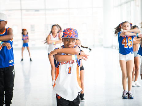 Inside look at the 2016-17 Knicks City Kids Audition!