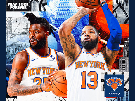 New York Knicks Sign Reggie Bullock and Marcus Morris