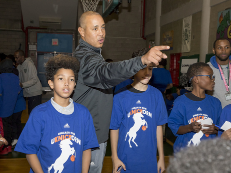 Junior Knicks: Martin Luther King Jr. Day Clinic