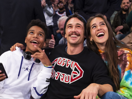 Celebrity Row: Mar 17 vs. Lakers