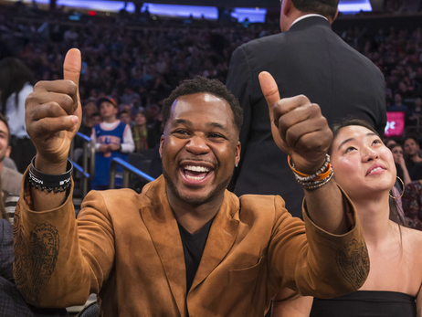 Photos: Celebrity Row, April 3 vs Magic
