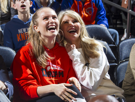 Photos: Celebrity Row, April 6 vs. Heat