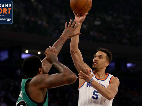 BOS 110, NYK 94: Celtics Top Knicks in Sunday Matinee