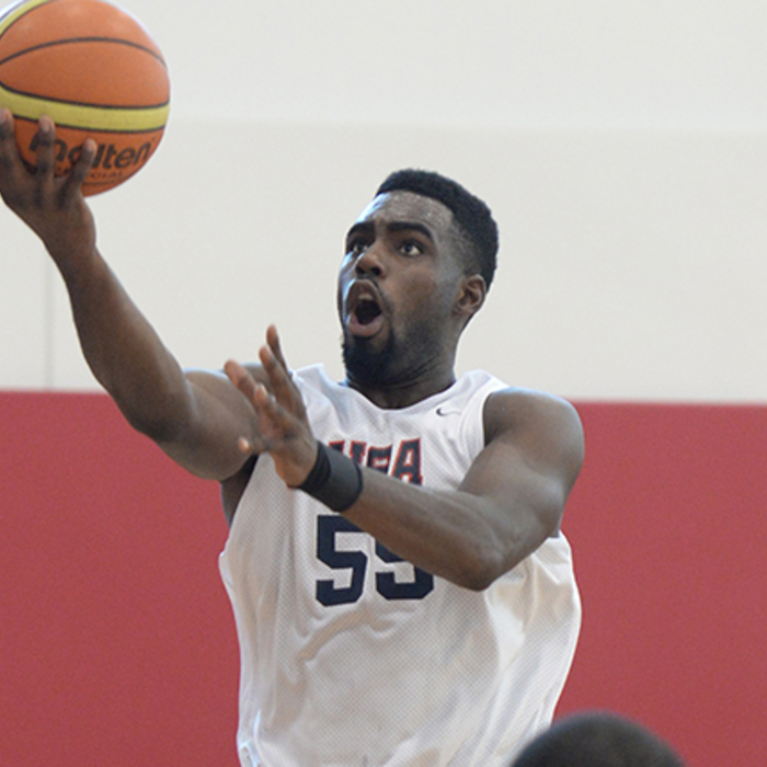 Gallery: Hardaway Jr. Participates In USA Basketball Training Camp