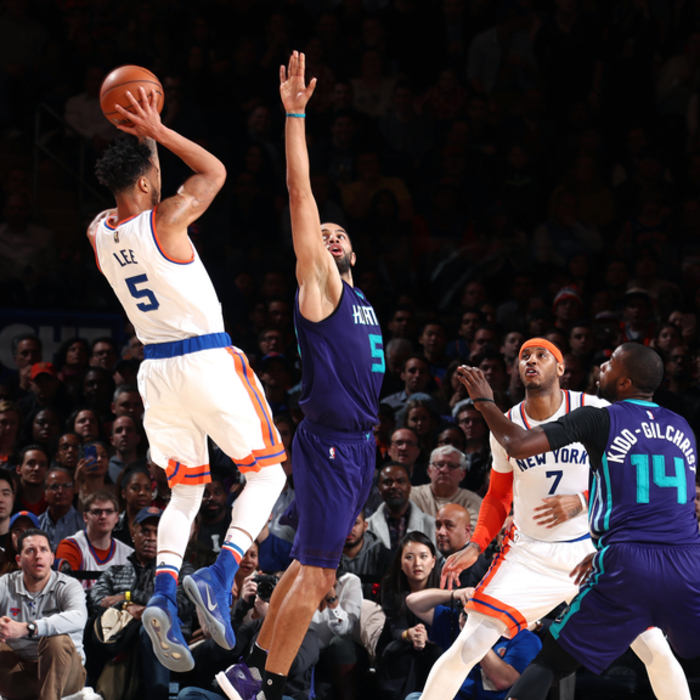 NBA Picks: Can the Knicks beat the Hornets straight up on Friday?