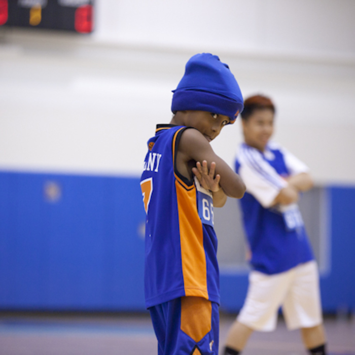 2012-13 Knicks City Kids Auditions
