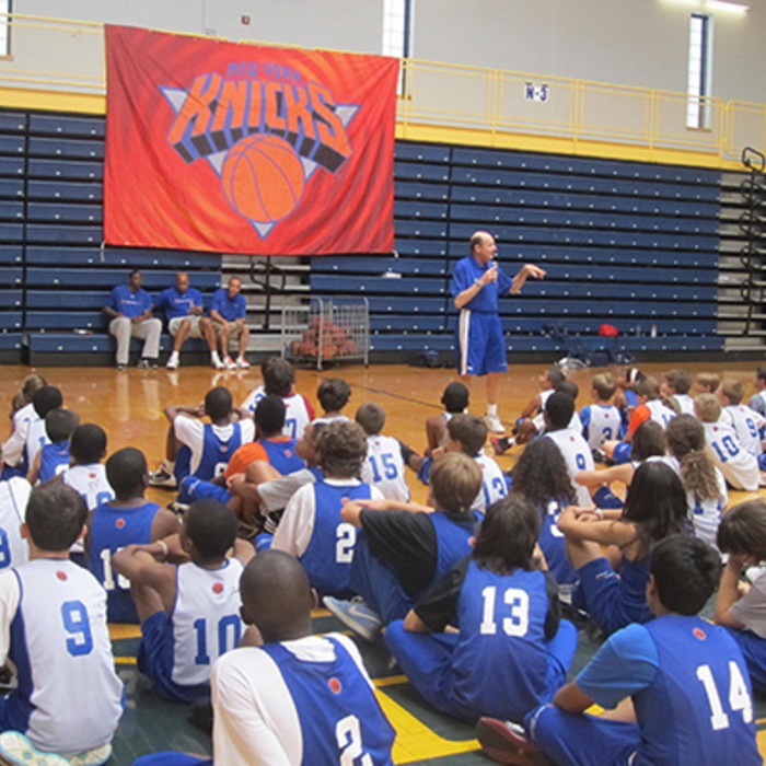 Photo Gallery: Knicks 2010 Summer Camp, Pace University, 7/6 - 7/9