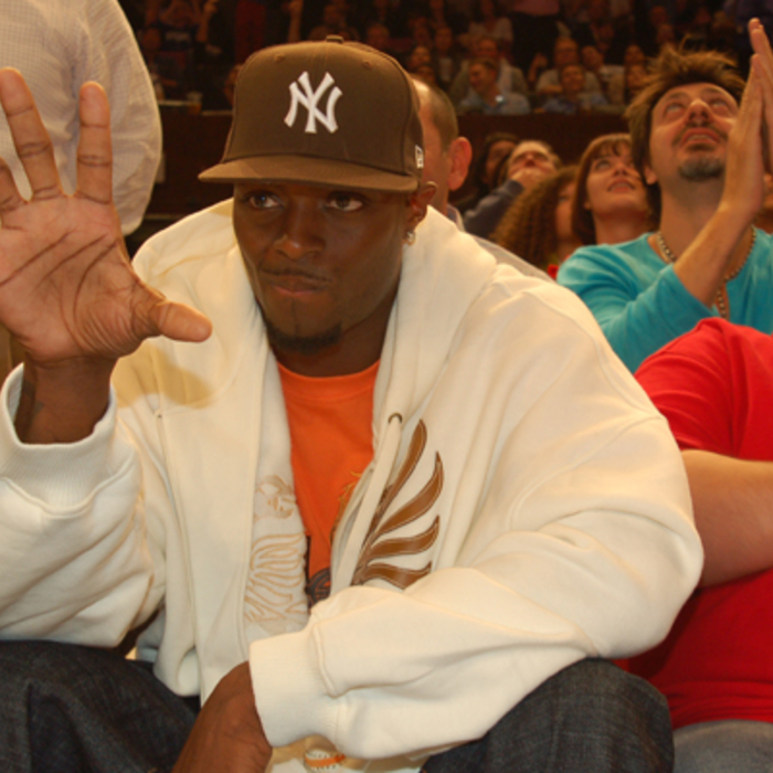 Celebs: Knicks vs. Denver - 11/06/07