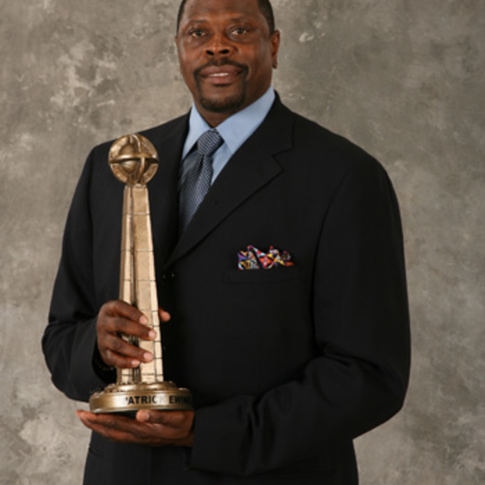 Patrick Ewing's Hall of Fame Enshrinement