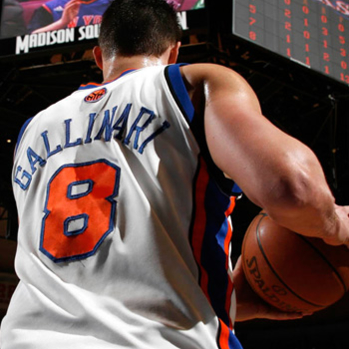 Knicks Game Action: March 2010