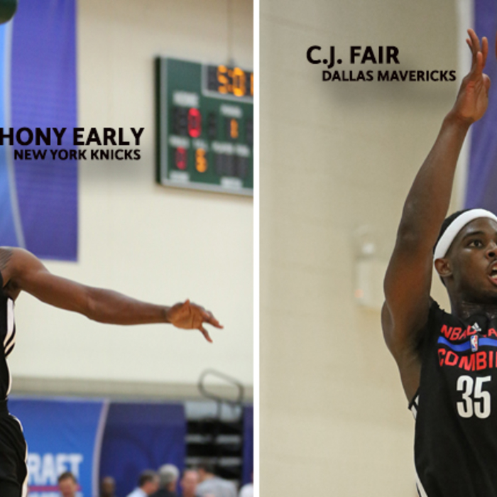Gallery: A Glance at the Knicks Summer League Foes