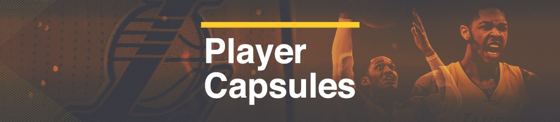 2016-17 Los Angeles Lakers Player Capsules