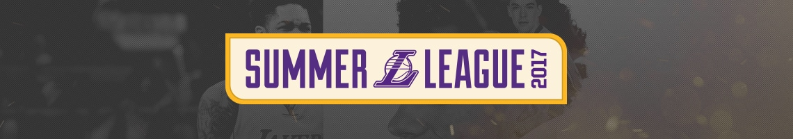 Lakers Summer League 2017