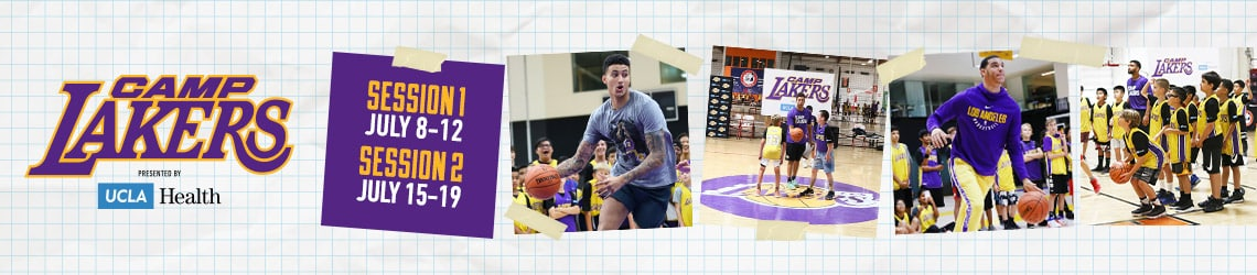 Camp Lakers 2019