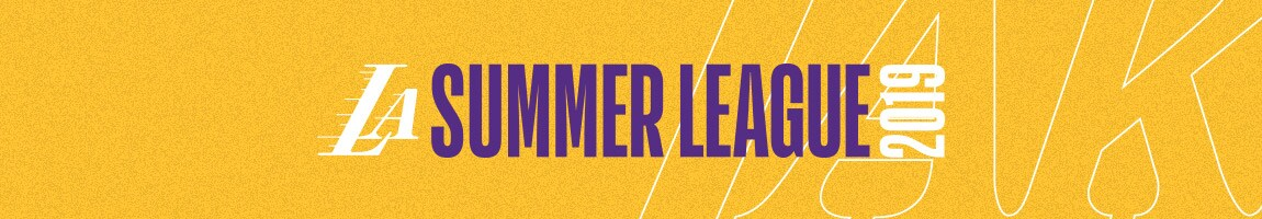 Lakers Summer League 2019