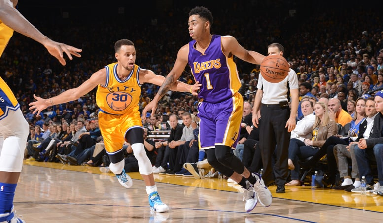Lakers Can't Stop Warriors' Historic Start
