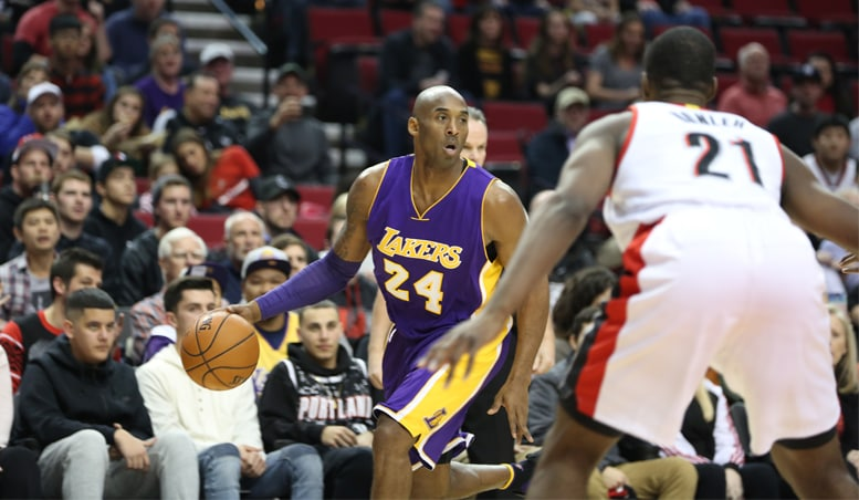 Lakers Downed by Portland's Hot Start