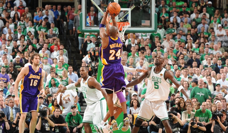 Kobe's Legacy in Boston | Los Angeles Lakers