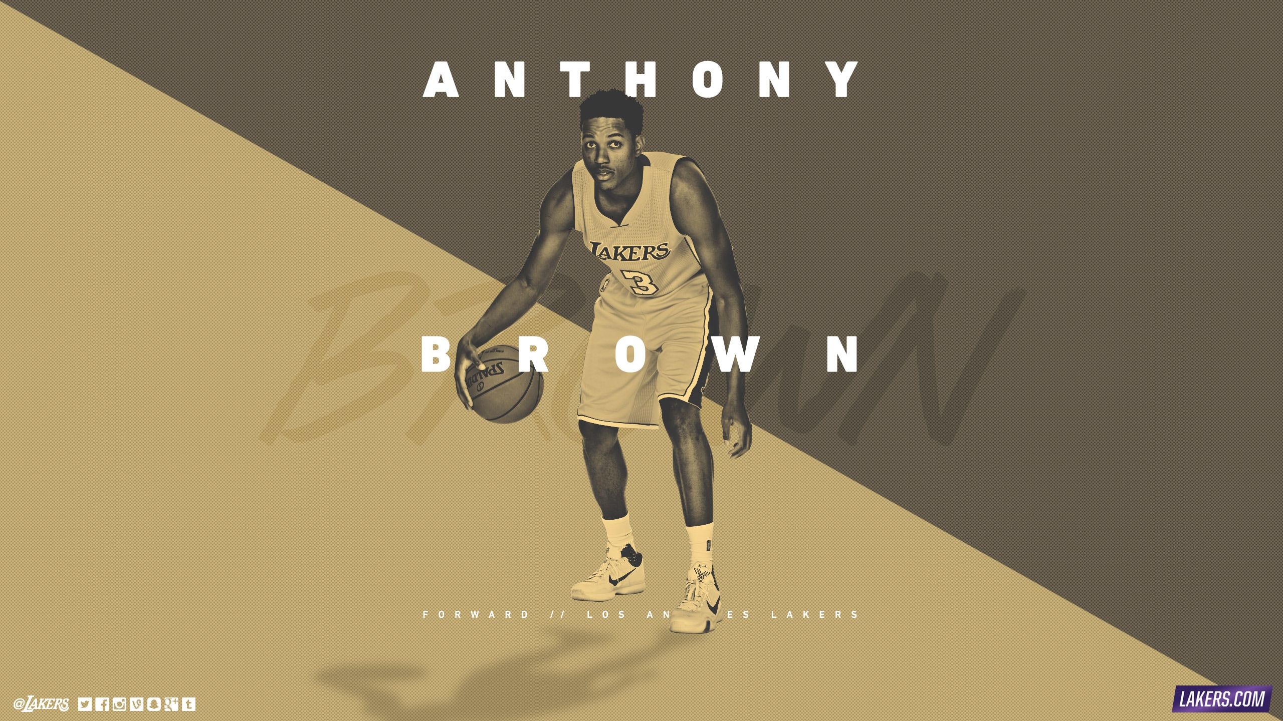 Anthony Brown Player Wallpaper