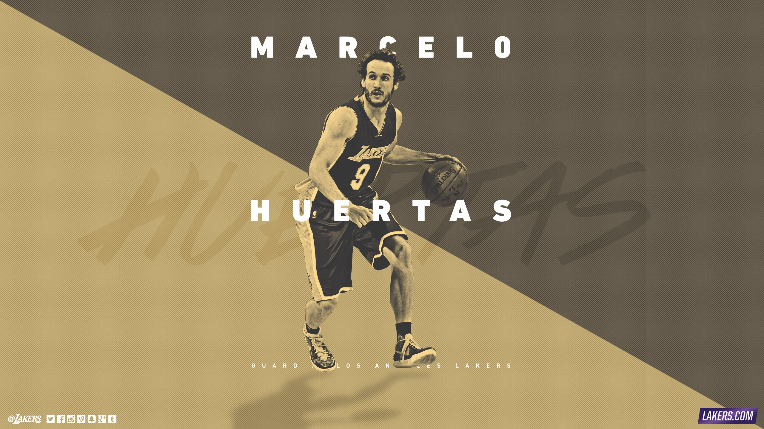 Marcelo Huertas Player Wallpaper