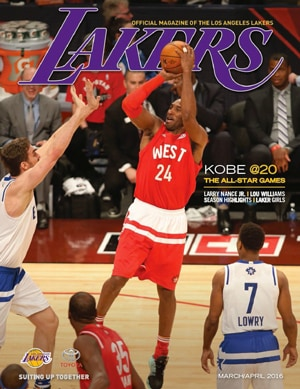 Lakers Magazine Issue Number 3