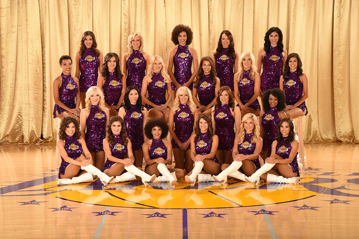 2017-18 Laker Girls
