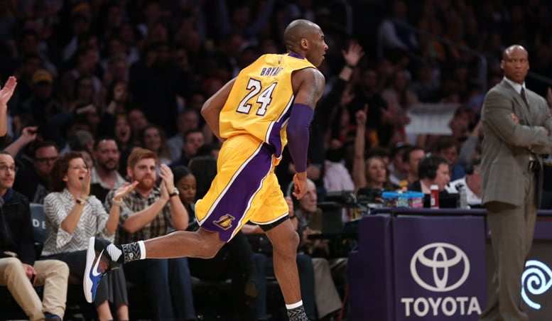 Spurs Survive Scare From Bryant, Lakers
