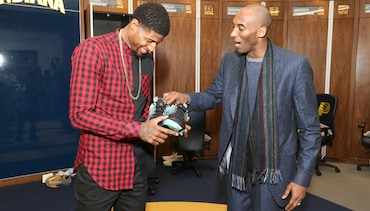 Stars Line Up All Season for Shoes From Kobe