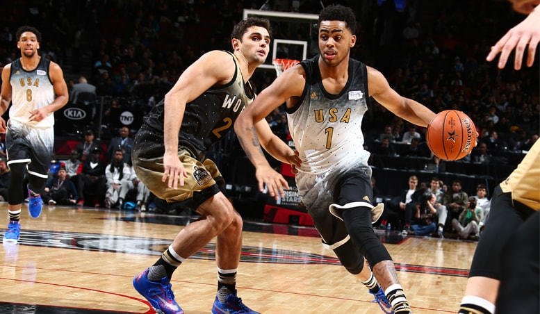 Clarkson, Russell Fuel USA's Rising Stars Victory   Los ...