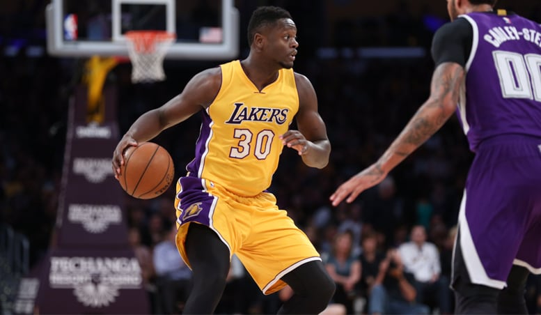 Young Lakers Look to Avoid Rookie Wall