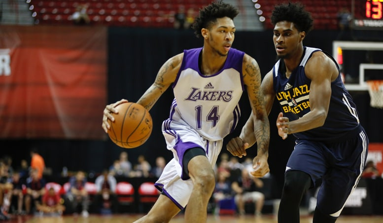 Ingram, Zubac Shine Despite Loss In Summer League Finale