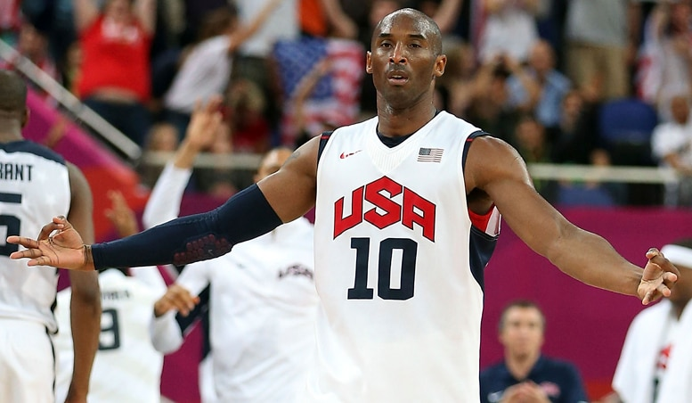 check out b5ef8 74bbc History of Lakers In the Olympics | Los Angeles Lakers