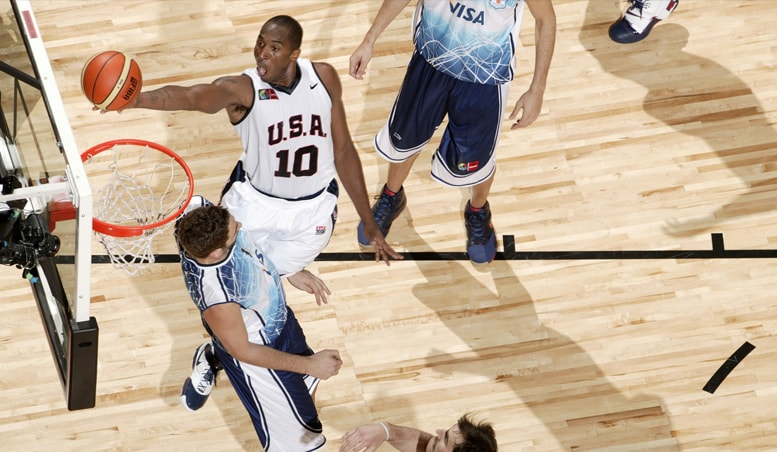 ed468ddccdd7 Kobe s Top Moments for the United States National Team