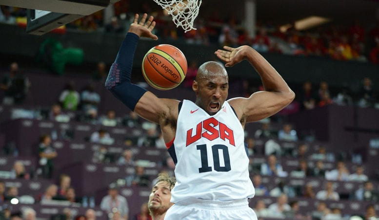Kobe's Top Moments for the United States National Team