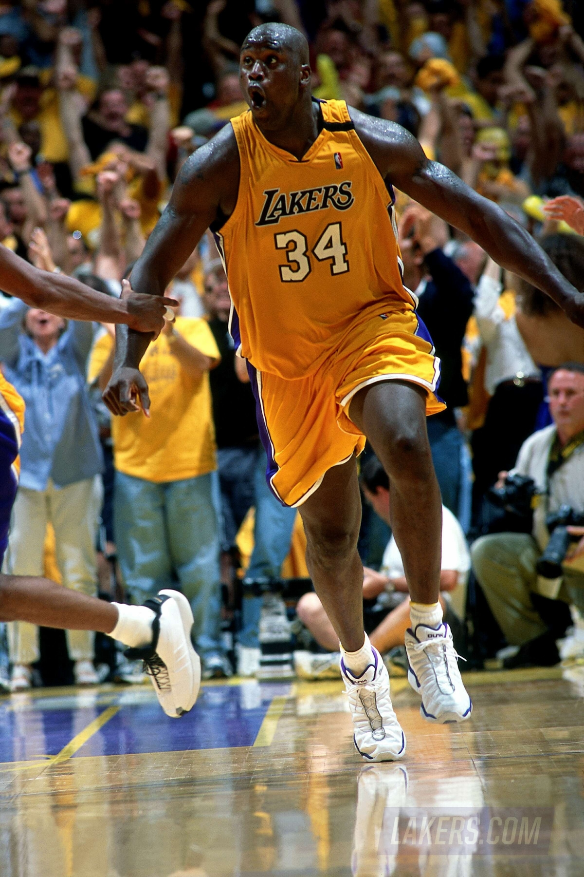 Lakers Alumni Shaquille O Neal