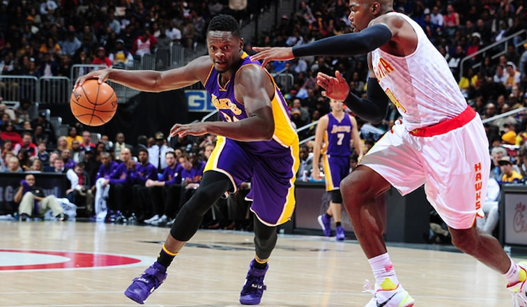 Julius Randle vs. Atlanta