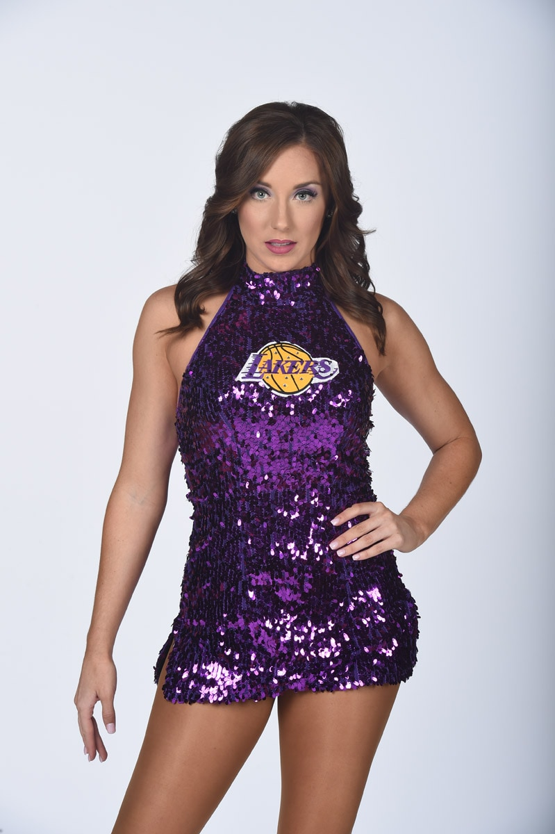 Laker Girls - Sarah
