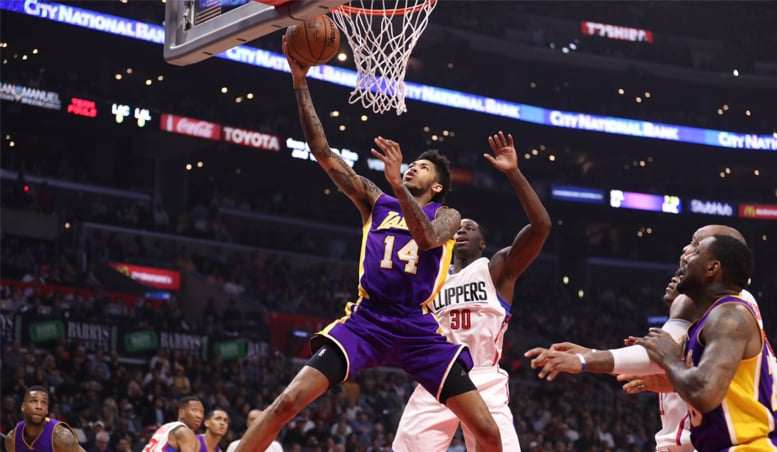 Lakers Unable to Quell Clippers' Offense